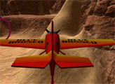 Игра Воздушные гонки 3Д