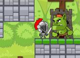 Игра Рыцарь и тролль