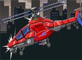 Игра Боевые роботы: Вертолет