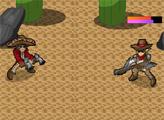 Игра Бандиты в пустыне