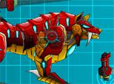 Игра Битвы Роботов: Волк