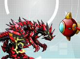 Игра Битвы Роботов: Т-Рекс