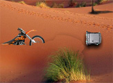 Игра Побег из Сахары