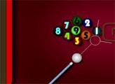 Игра Цветной бильярд