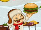 Игра Сумасшедший Бургер 2