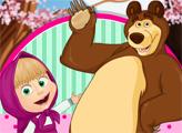 Игра Маша и Медведь: Летние каникулы