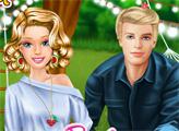 Игра Барби: Пикник и свидание