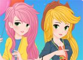 Игра Пегасестры - лучшие подружки
