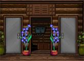 Игра Побег из деревянного домика 2
