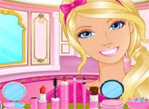 Игра Макияж от Кутюр для Барби