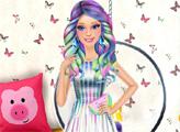 Игра Голографический образ Барби
