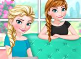 Игра Холодное сердце: Сестры и любовь