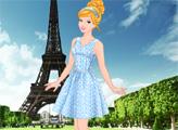 Игра Золушка отправляется в Париж