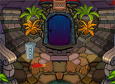 Игра Побег из подземного дома
