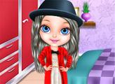 Игра Малышка Барби всезнайка