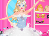 Игра Супер Барби - балерина
