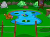 Игра Побег Санты 3