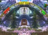 Игра Побег из замка в джунглях