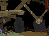 Игра Побег из тёмного леса