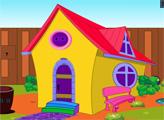 Игра Жёлтый дом