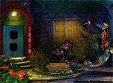 Игра Побег из дома ведьмы