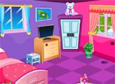 Игра Розовый дом