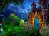 Игра Побег из дворца волшебника