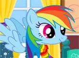 Игра Мой Маленький Пони: Зимняя мода