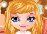 Игра Малышка Барби: Салон красоты
