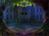 Игра Фиолетовый лесной замок
