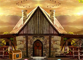 Игра Побег из дома ведьмака
