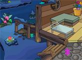 Игра Побег из речной хижины