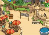 Игра Побег из дома песка