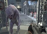 Игра Атака инопланетян мутантов