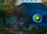 Игра Ночной побег из дома-головоломки
