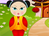 Игра Традиционная китаянка