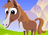 Игра Непослушная лошадь