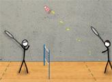 Игра Бадминтон на палочке