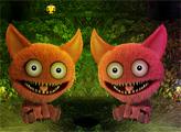 Игра Побег из тёмного леса 3