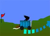 Игра Туалетный гонщик 3