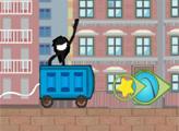 Игра Туалетный гонщик 4