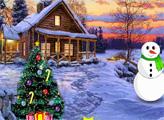 Игра Побег Санты в Рождество