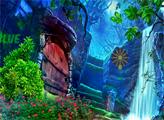 Игра Небесный лесной пазл