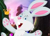 Игра Спаси счастливого кролика