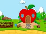 Игра Побег из фруктвого дома