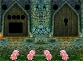 Игра Готический замок