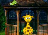Игра Весёлый жираф