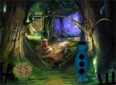 Игра Побег лесной королевы