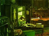 Игра Побег из зелёного дома
