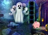 Игра Весёлый призрак